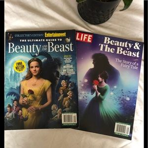 Disney Beauty and the Beast Collector magazine